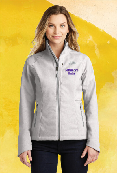 Custom Embroidered Jacket for Baltimore, Maryland